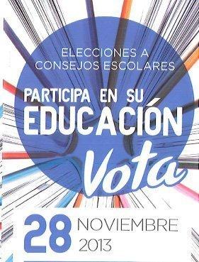 Consejo Escolar 2013