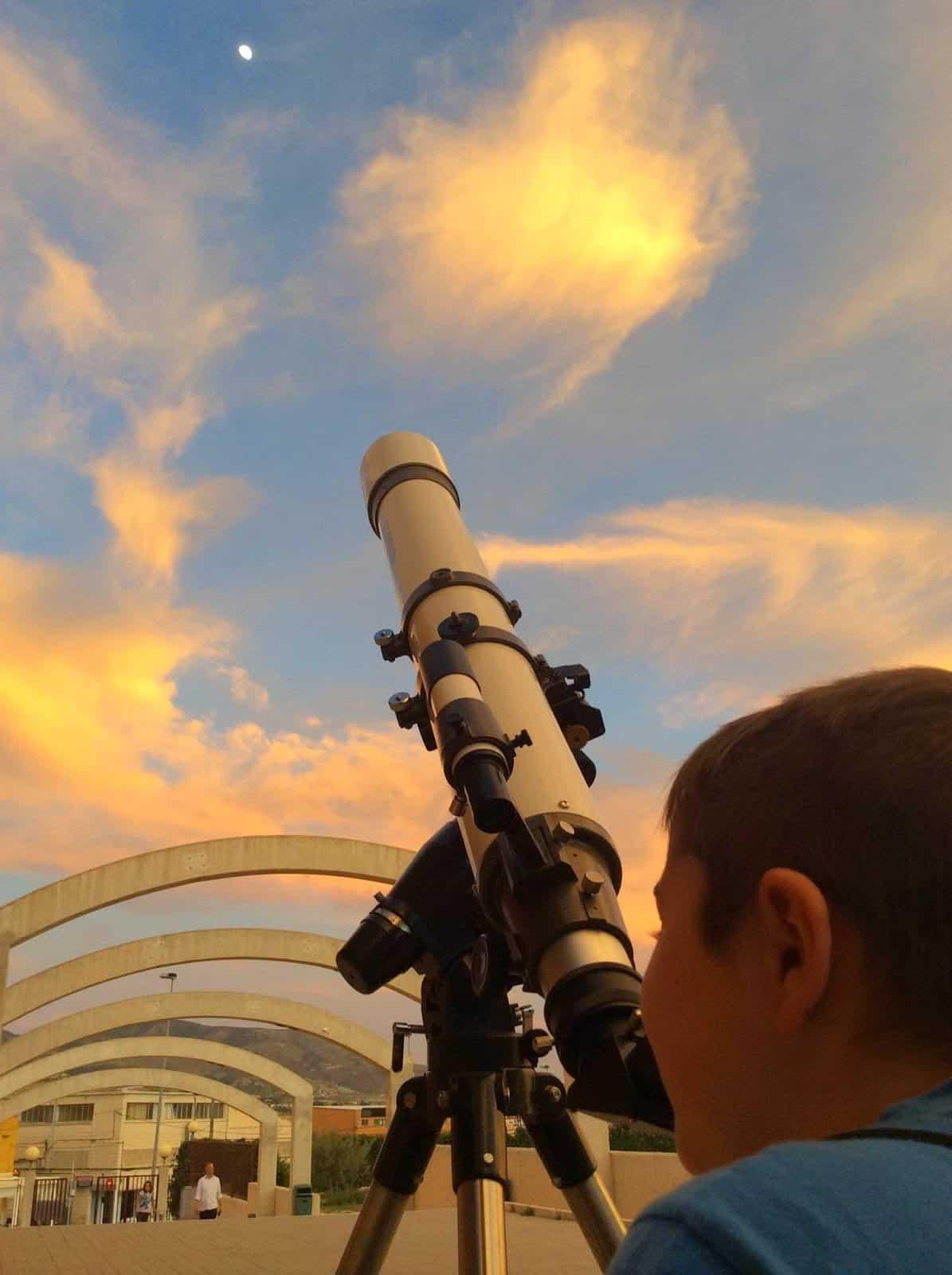 Observacion astronomica2