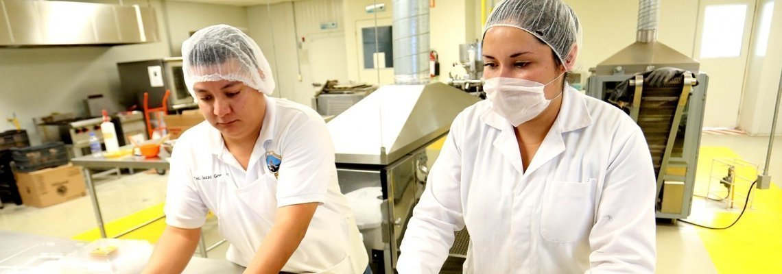 Título Profesional Básico en Industrias Alimentarias 2ª oportunidad